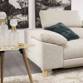 detalle sofa blanco luton mimma gallery