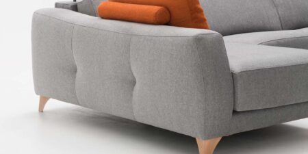 chaiselongue gris party mimma gallery