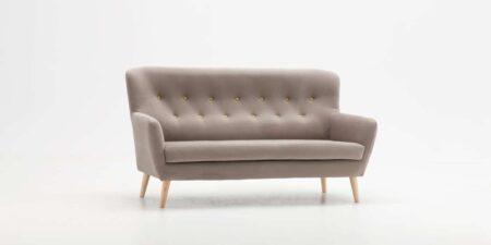 sofá marrón vilna mimma gallery