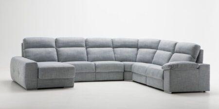 sofá rinconera gris congo mimma gallery