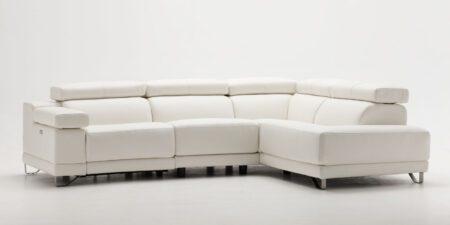 sofá rinconera blanco sakura mimma gallery